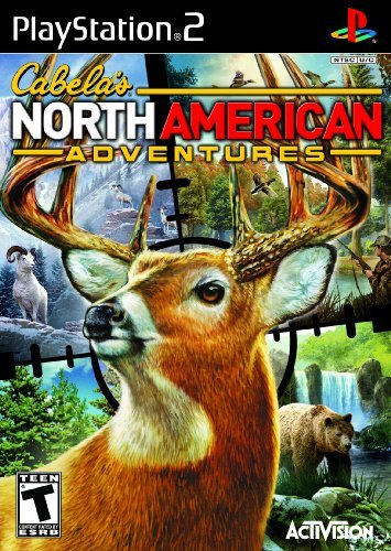 Ps2 Cabela's 2011 North American Hunting Adventure