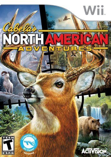 Wii Cabela's 2011 North American Hunting Adventure
