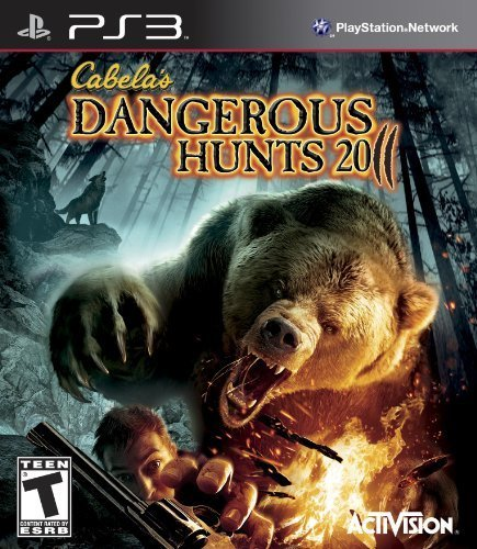 Ps3 Cabela's Dangerous Hunts 2011