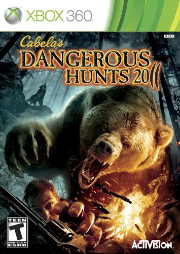 X360 Cabela's Dangerous Hunts 2011