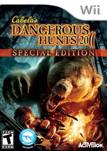 Wii Cabela's Dangerous Hunts 2011