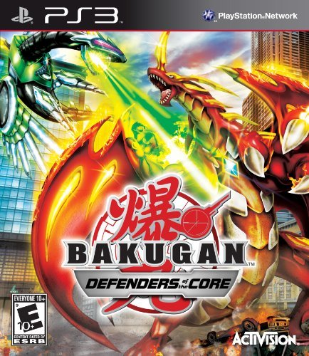 Ps3 Bakugan Battle Brawlers Defenders Of The Core