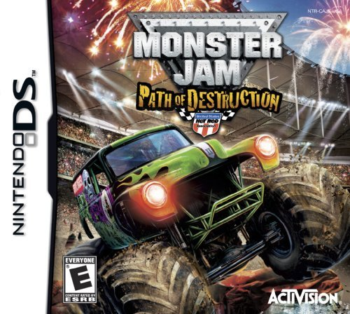 Ninds Monster Jam 3 Path Of Destruction