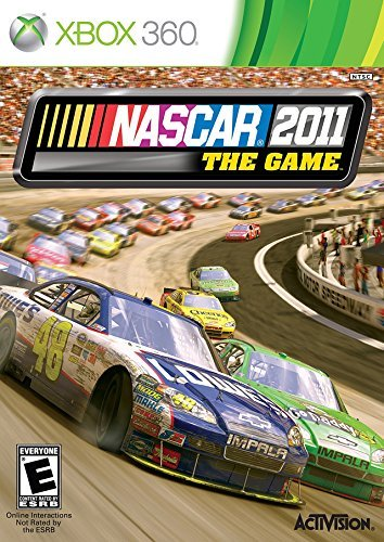 X360 Nascar 2011 The Game