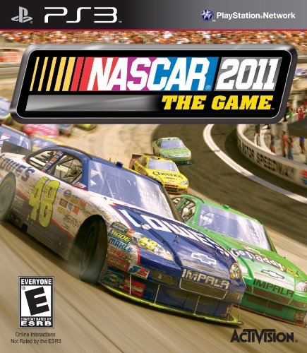 Ps3 Nascar 2011 The Game