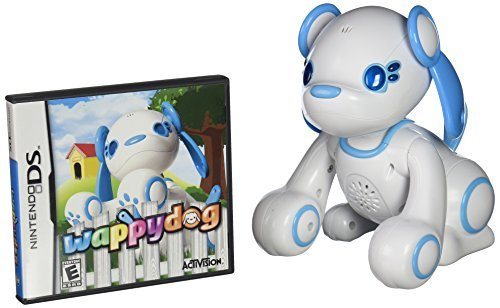 Nintendo Ds Wappy Dog With Toy Activision Inc.