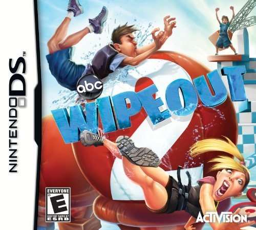 Nintendo Ds Wipeout 2 Activision Inc. E