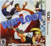 Nintendo 3ds Wipeout 2 Activision Inc. E