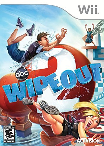 Wii Wipeout 2 Activision Inc. E10+