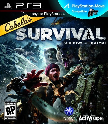 Ps3 Cabelas Survival Shadows Of K Activision Inc. T