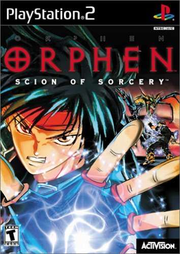 Ps2 Orphen T