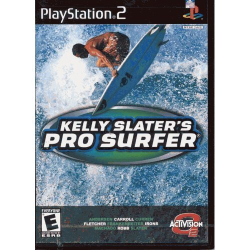 Ps2 Kelly Slater's Pro Surfer Rp
