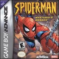 Gba Spiderman Mysterio's Menace Rp