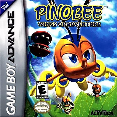 Gba Pinobee Quest For The Heart