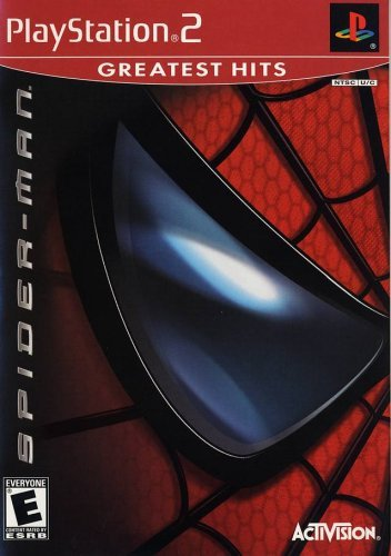 Ps2 Spider Man The Movie