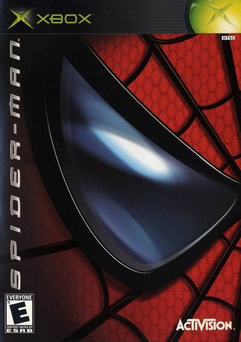 Xbox Spider Man The Movie