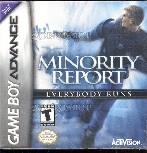 Gba Minority Report