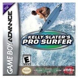 Gba Kelly Slaters Pro Surfer