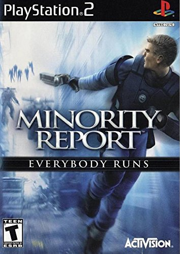 Ps2 Minority Report
