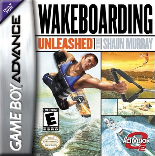 Gba Shaun Murry's Pro Wakeboarder