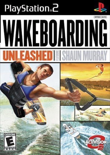 Ps2 Shaun Murry's Pro Wakeboarder
