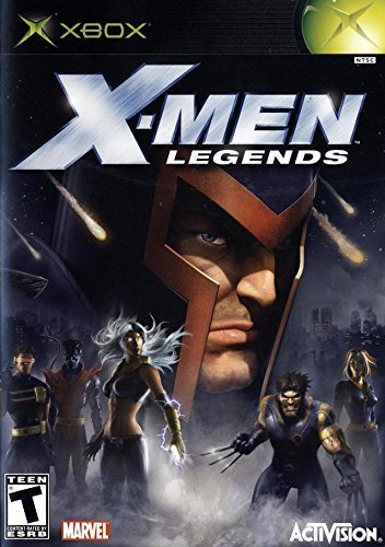 Xbox X Men Legends