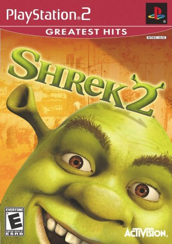 Ps2 Shrek 2