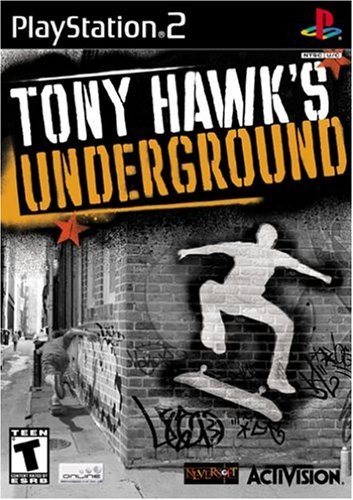 Ps2 Tony Hawk Underground