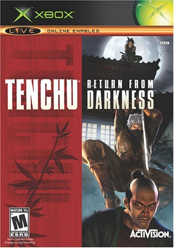 Xbox Tenchu Return From Darkness