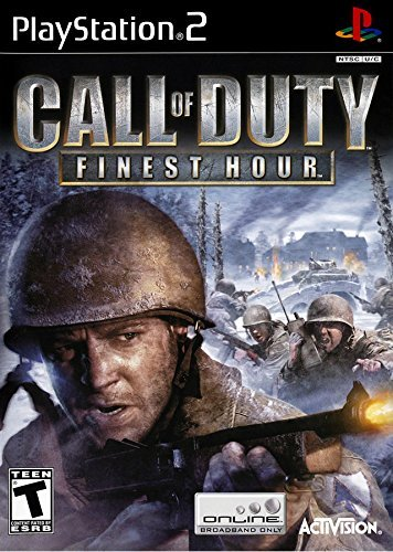 Ps2 Call Of Duty Finest Hour