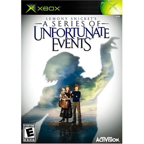 Xbox Lemony Snicket