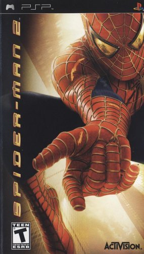 Psp Spiderman 2