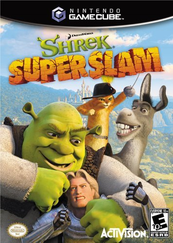 Cube Shrek Superslam