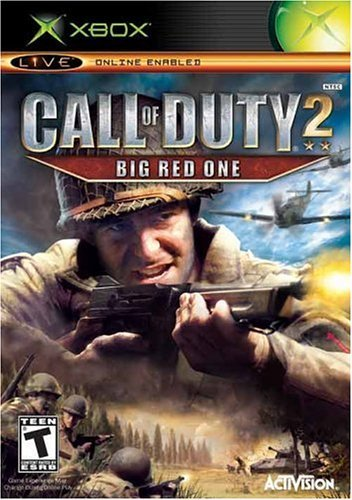 Xbox Call To Duty 2