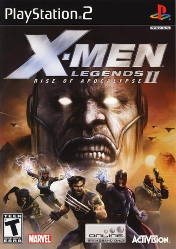 Ps2 X Men Legends 2