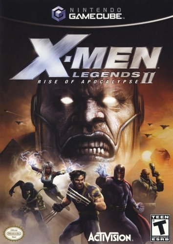 Cube X Men Legends 2