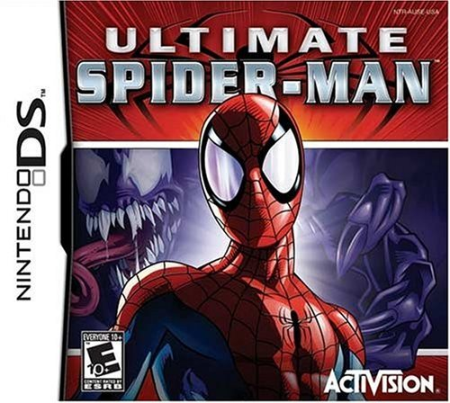 Nintendo Ds Ultimate Spiderman