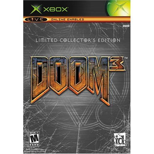 Xbox Doom 3 Collectors Edition
