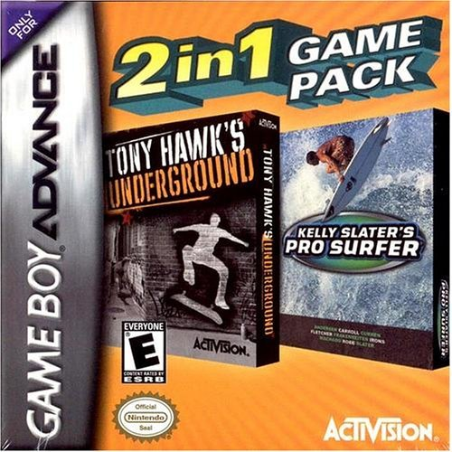 Gba Tony Hawk Kelly Slater