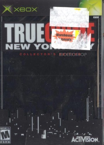 Xbox True Crime Nyc Coll.Edt.