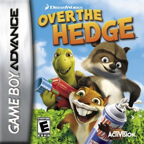Gba Over The Hedge
