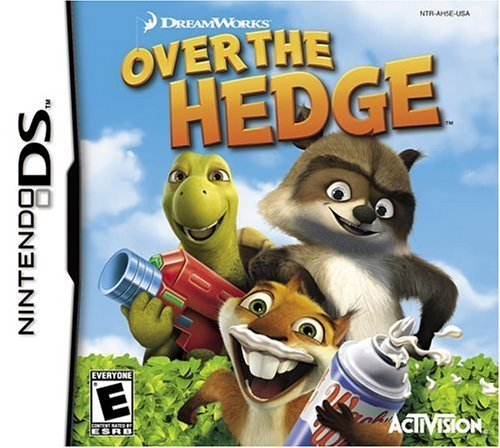 Nintendo Ds Over The Hedge