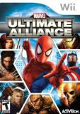 Wii Marvel Ultimate Alliance Activision