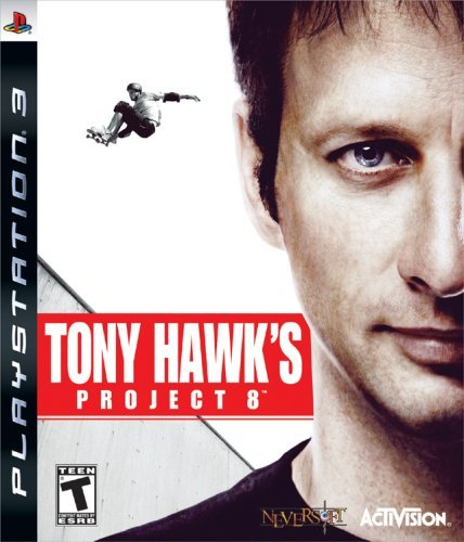 Ps3 Tony Hawks Project 8