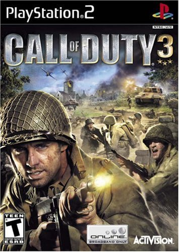 Ps2 Call Of Duty 3 Activision