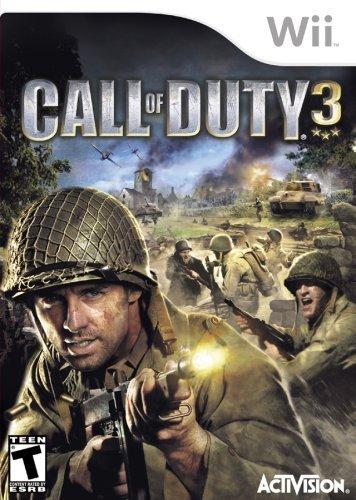 Wii Call Of Duty 3