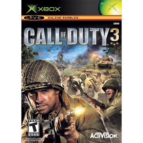 Xbox Call Of Duty 3