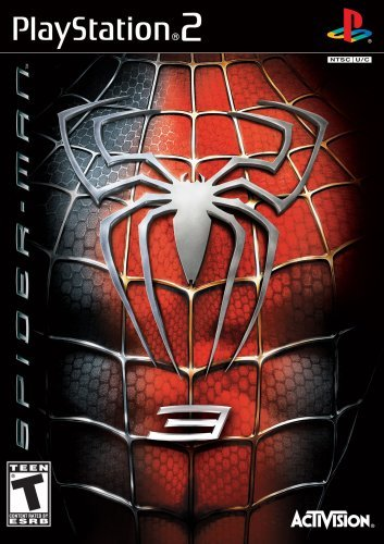 Ps2 Spiderman 3