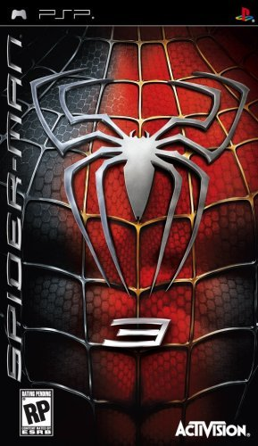 Psp Spiderman 3