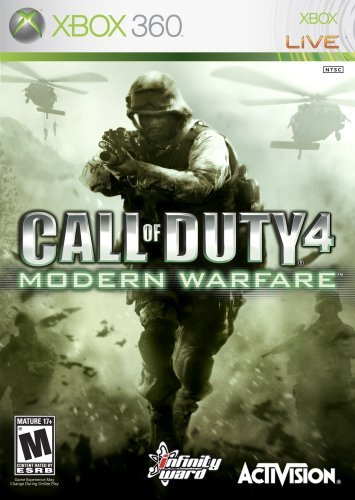 Xbox 360 Call Of Duty 4